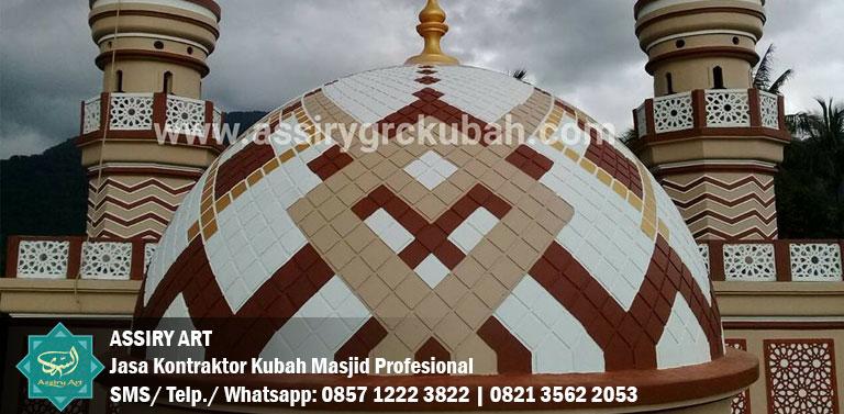 ASSIRY ART Jasa Kontraktor Kubah Masjid Masjid Profesional, Terbaik dan Terpercaya Kualitas No.#1 Di Indonesia, Bergaransi0 (0)