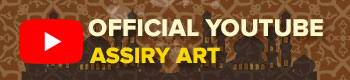 official youtube assiry art