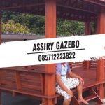 24 Model Gazebo Modern Minimalis dan Eksklusif Cocok Untuk Halaman Rumah Maupun Perusahaan