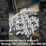 Cara Pembuatan Cetakan GRC versi CV. Assiry Art