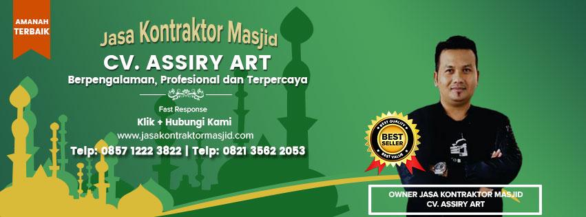 kontraktor masjid