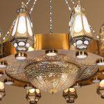 Lampu Kuningan Desain