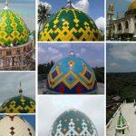 Simak Model – Model Kubah Masjid | CV. ASSIRY ART