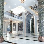 Desain Interior Masjid